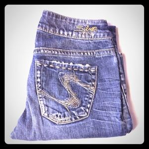 Silver Jeans Size 28